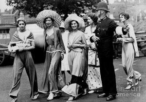 Women's Fashion history